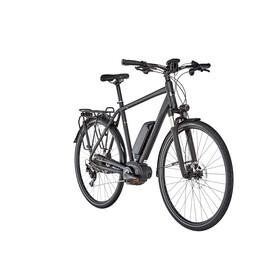 Ortler Bozen Premium E-trekkingcykel sort